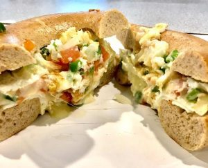 New York Style Deli Sandwiches at Fanagle the Bagel - Bagel Deli - 444 Ocean Blvd, Long Branch, NJ 07740 - Phone:(732) 571-0066